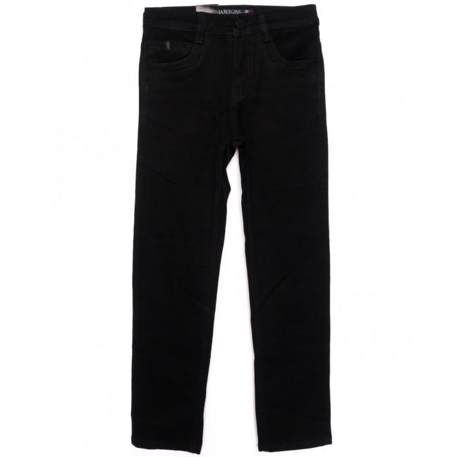6156 Baron джинсы на мальчика черные осенние стрейчевые (30-35, 6 ед.) Baron: артикул 1097937