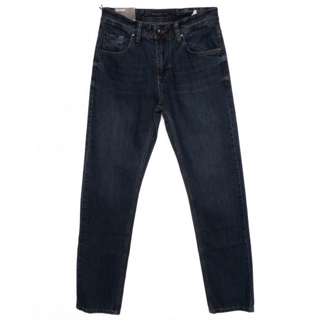 0228 Red Moon джинсы мужские синие осеннии котоновые (31-38, 6 ед.) Red Moon: артикул 1098597
