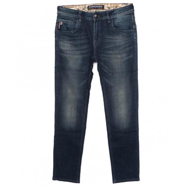 8223 Fangsida джинсы мужские синие осенние стрейчевые (31-38, 8 ед.)  Fangsida: артикул 1097409