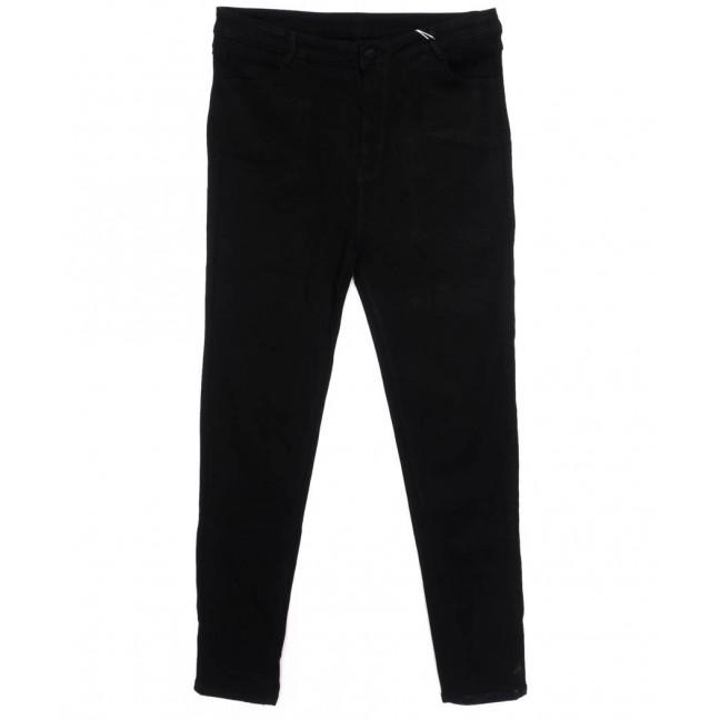 6237 Crosstyle джинсы женские батальные черные осенние стрейчевые (31-38, 6 ед.) Crosstyle: артикул 1098166