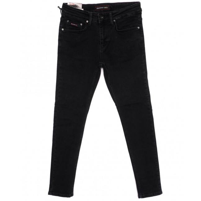 0374 Redmoon джинсы мужские темно-серые осеннии стрейчевые (29-36, 7 ед.) Red Moon: артикул 1098589
