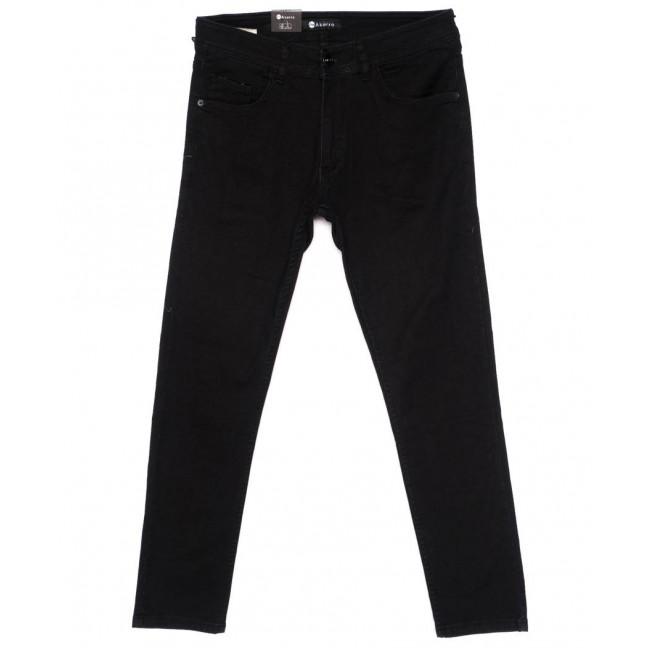 11005-1 Azarro джинсы мужские черные осенние стрейчевые (29-38, 9 ед.) Azarro: артикул 1097590