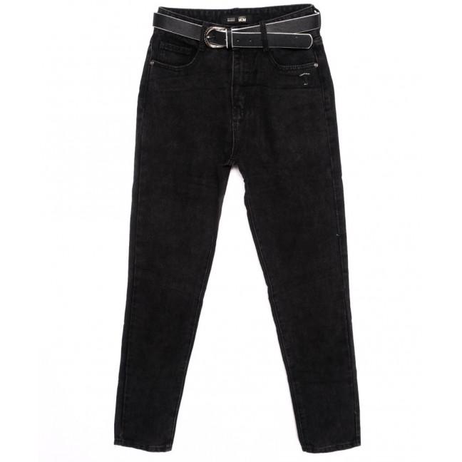 9339 Denim Fashion мом черный осенний котоновый (25-30, 6 ед.) Denim Fashion: артикул 1097186