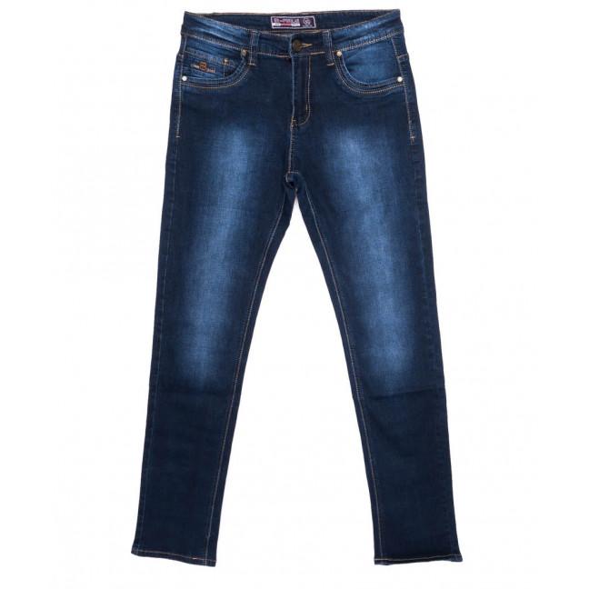 2707 Bagrbo джинсы мужские молодежные синие осенние стрейчевые (28-36, 8 ед.) Bagrbo: артикул 1096921