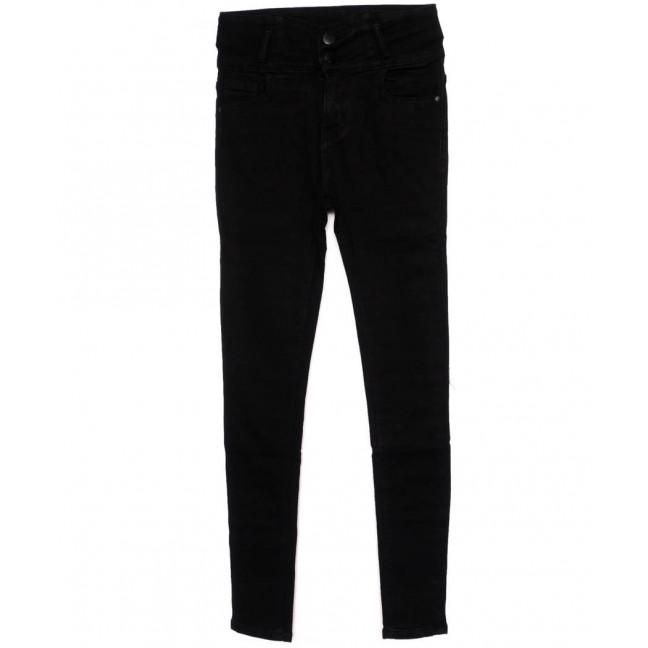 3359 New jeans американка черная осенняя стрейчевая (25-30, 6 ед.)  New Jeans: артикул 1098617