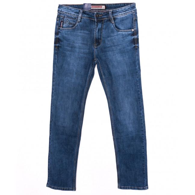 9163 Baron джинсы мужские классические осенние стрейчевые (30-38, 8 ед.) Baron: артикул 1097915