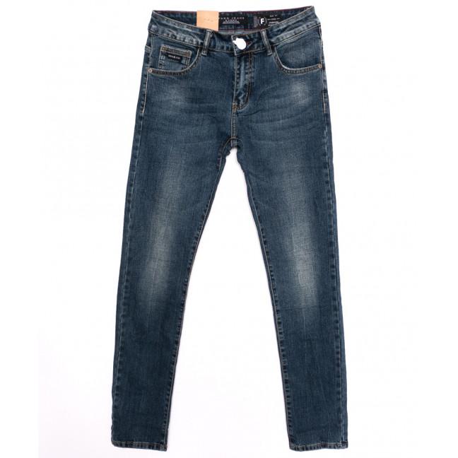 2170 Fang джинсы мужские зауженные осенние стрейчевые (29-36, 8 ед.) Fang: артикул 1097978