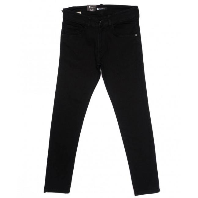 11004 Azarro джинсы мужские черные осенние стрейчевые (29-38, 8 ед.) Azarro: артикул 1097588