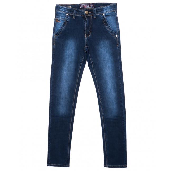 2700 Bagrbo джинсы мужские молодежные синие осенние стрейчевые (27-34, 8 ед.) Bagrbo: артикул 1096923