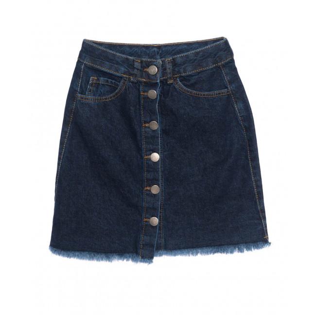 1308-2 Defile юбка синий пуговицах осенняя котоновая (34-40, евро, 6 ед.) Defile: артикул 1097489