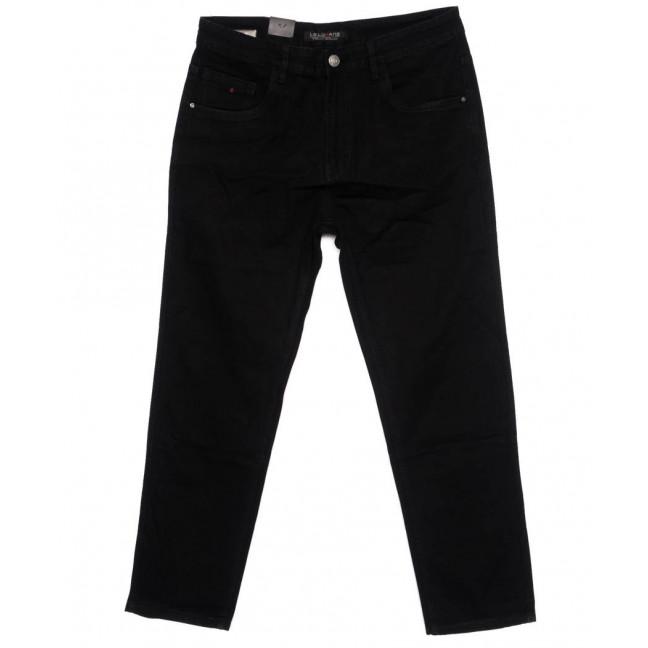 120233-D Vitiso джинсы мужские батальные черные осенние котоновые (34-42, 8 ед.) Vitiso: артикул 1097662