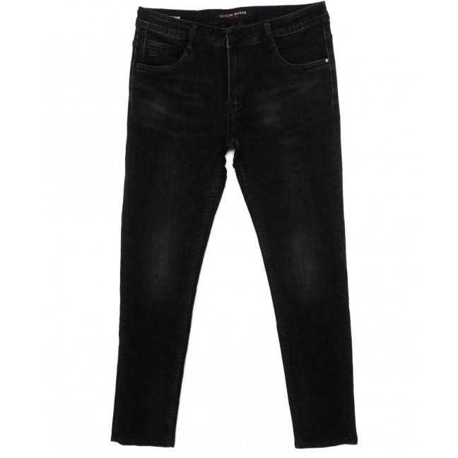 8178 Li Feng джинсы мужские молодежные черные осенние стрейчевые (27-33, 8 ед.) LI FENG: артикул 1098243