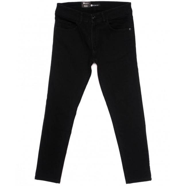 11004-9 Azarro джинсы мужские черные осенние стрейчевые (29-38, 9 ед.) Azarro: артикул 1097591