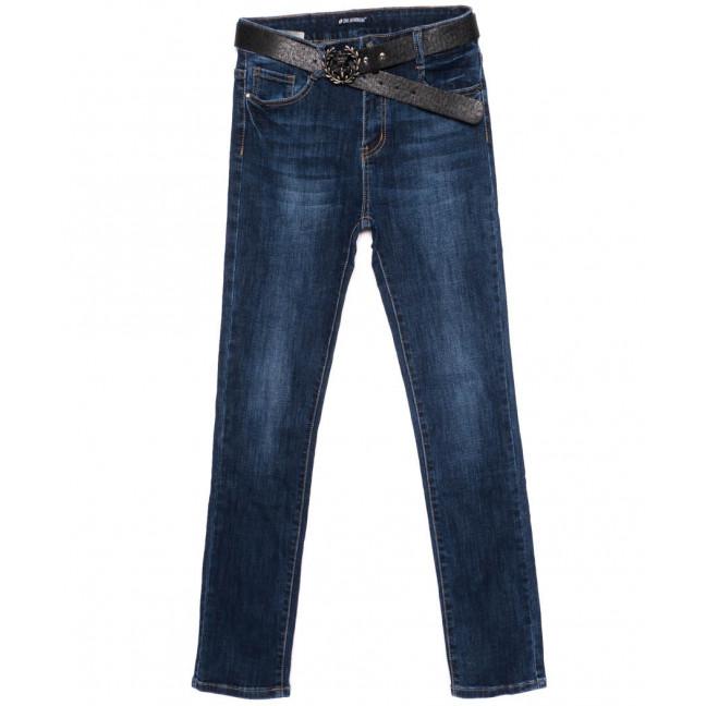 9367 LDM джинсы женские синие осенние стрейчевые (28-33, 6 ед.) LDM: артикул 1097762