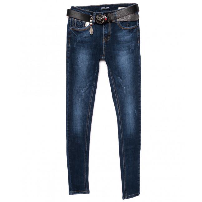 1905 Hanleby джинсы женские зауженные осенние стрейчевые (25-30, 6 ед.) Hanleby: артикул 1098318