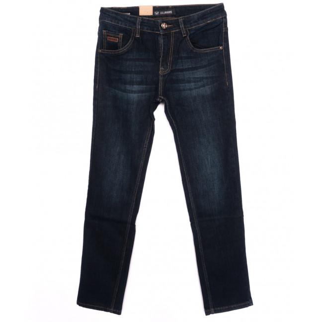 120248 LS джинсы мужские классические осенние стрейчевые (29-38, 8 ед.) LS: артикул 1097907