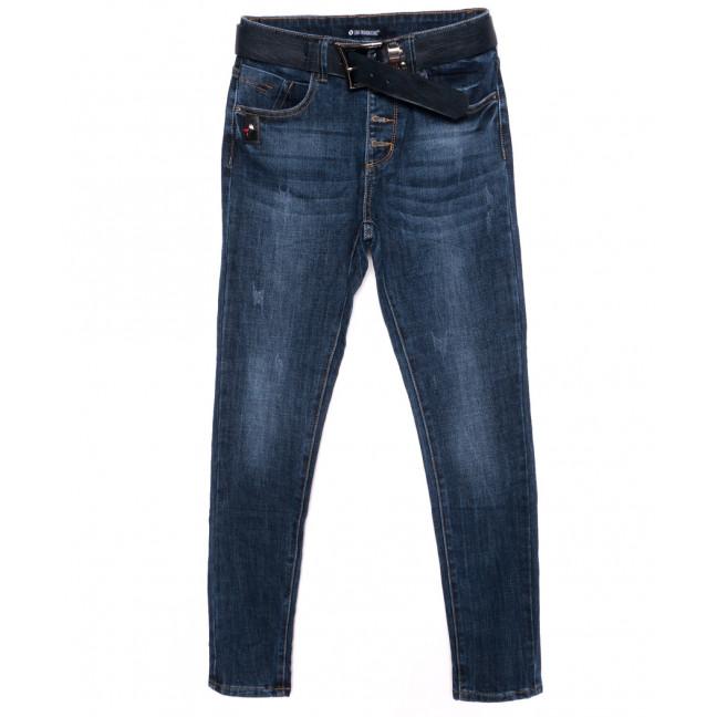 9368 LDM джинсы женские на пуговицах осенние стрейчевые (25-30, 6 ед.) LDM: артикул 1098336