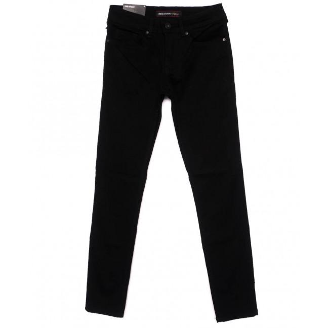 0525 Redmoon джинсы молодежные черные осенние стрейчевые (27-33, 8 ед.) Red Moon: артикул 1097602