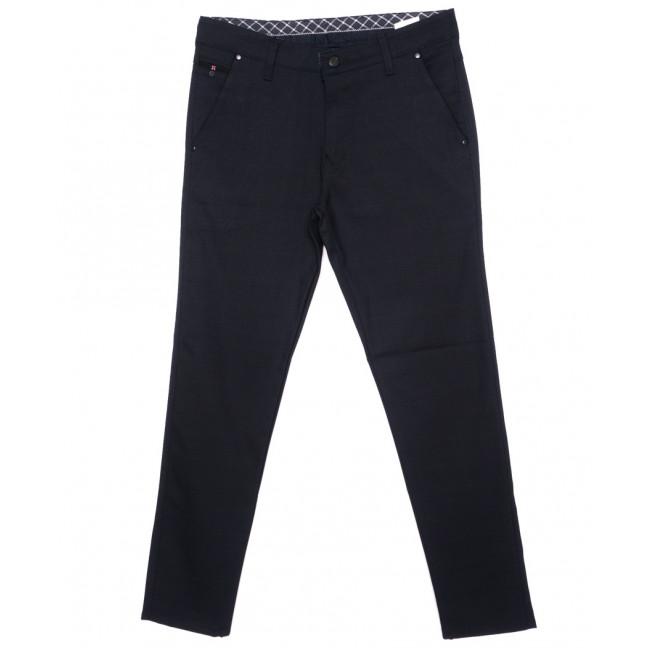 2380-19 Big Rodoc брюки мужские темно-синие осенние стрейч-котон (29-36, 8 ед.) Big Rodoc: артикул 1097017