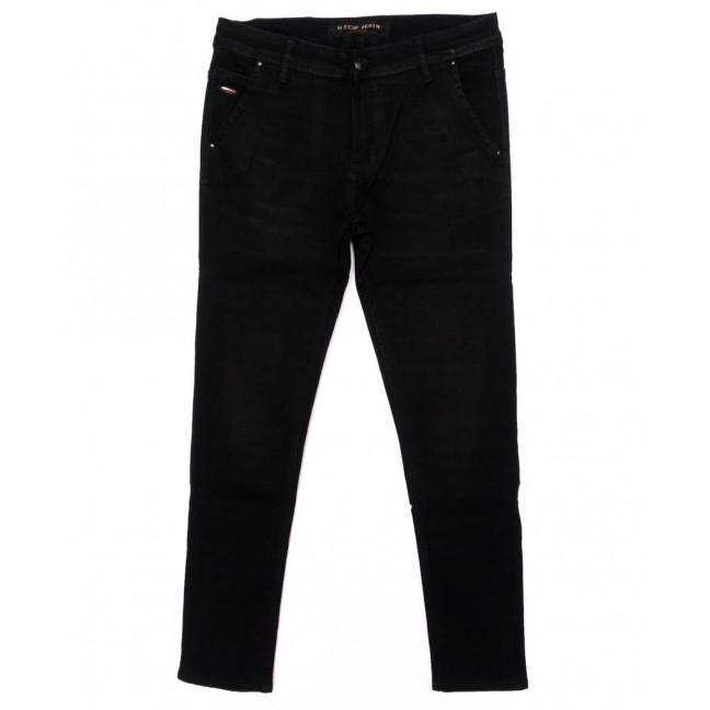 8151 Li Feng джинсы мужские молодежные черные осенние стрейчевые (28-36, 8 ед.) LI FENG: артикул 1098239