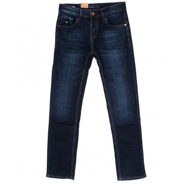 1010 LS джинсы мужские синие осенние стрейчевые (30-38, 8 ед.) LS: артикул 1099057