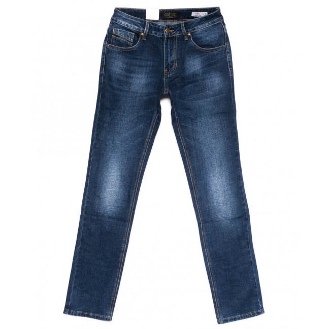 9231 God Baron джинсы мужские синие осенние стрейчевые (30-36, 8 ед.) God Baron: артикул 1099846