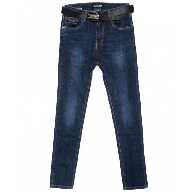 3605 Hanleby джинсы женские полубатальные синие осенние стрейчевые (28-33, 6 ед.) Hanleby: артикул 1099384