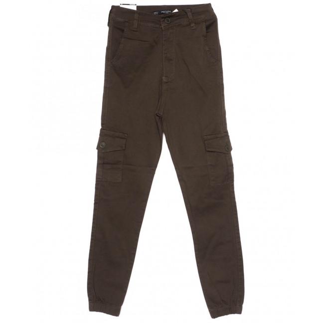 5251 Hepyek брюки женские на резинке хаки осенние стрейчевые (26-29, 7 ед.) Hepyek: артикул 1099110
