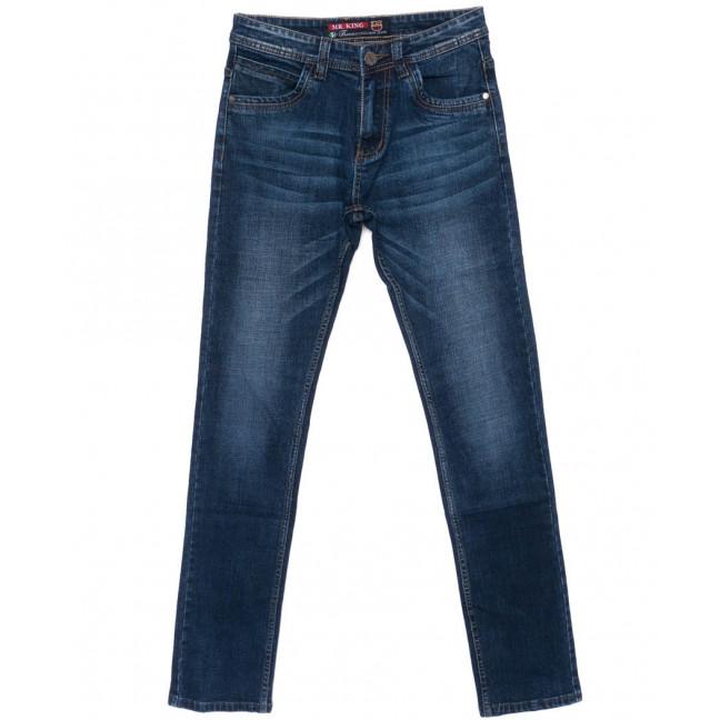 9002 Mr.King джинсы мужские синие осенние стрейч-котон (30-38, 8 ед. 38й рост) Mr.King: артикул 1098930