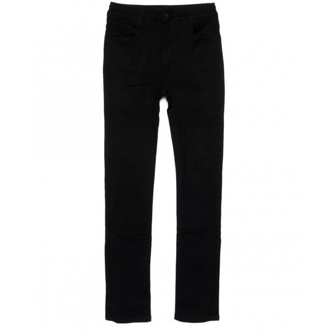 1449 Lady N джинсы женские черные осенние стрейчевые (25-30, 6 ед.) Lady N: артикул 1099051