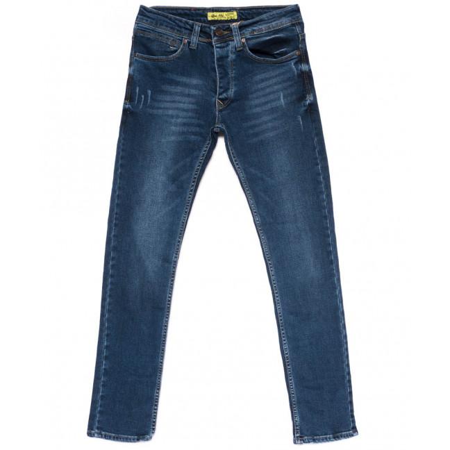 5318 Redcode джинсы мужские с царапками осенние стрейчевые (29-36, 8 ед.) Redcode: артикул 1100205