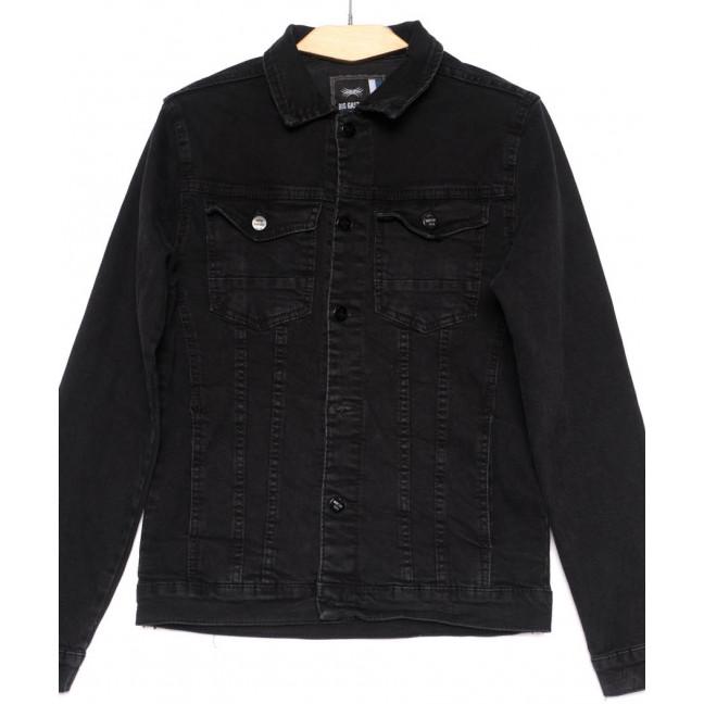 3070 Big Gastino куртка мужская джинсовая модная осенняя стрейчевая (S-XL, 5 ед.) Big Gastino: артикул 1100222