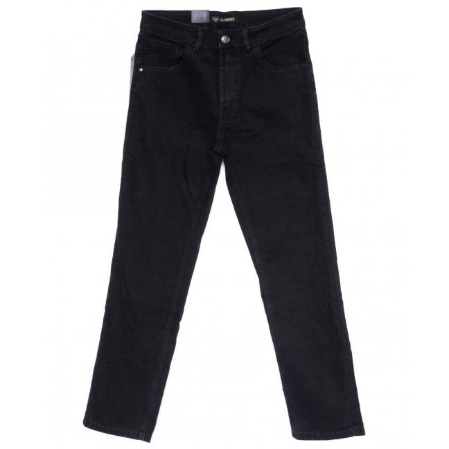 120265 LS джинсы мужские полубатальные темно-серый осенние стрейчевые (32-38, 8 ед.) LS: артикул 1099052