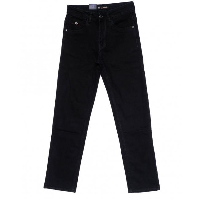 120258 LS джинсы мужские черные осенние стрейчевые (29-38, 8 ед.) LS: артикул 1099055