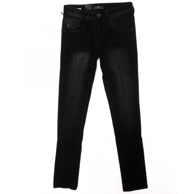 0012-0273-X LS джинсы мужские черные осенние стрейчевые (29-36, 8 ед.) LS: артикул 1098822