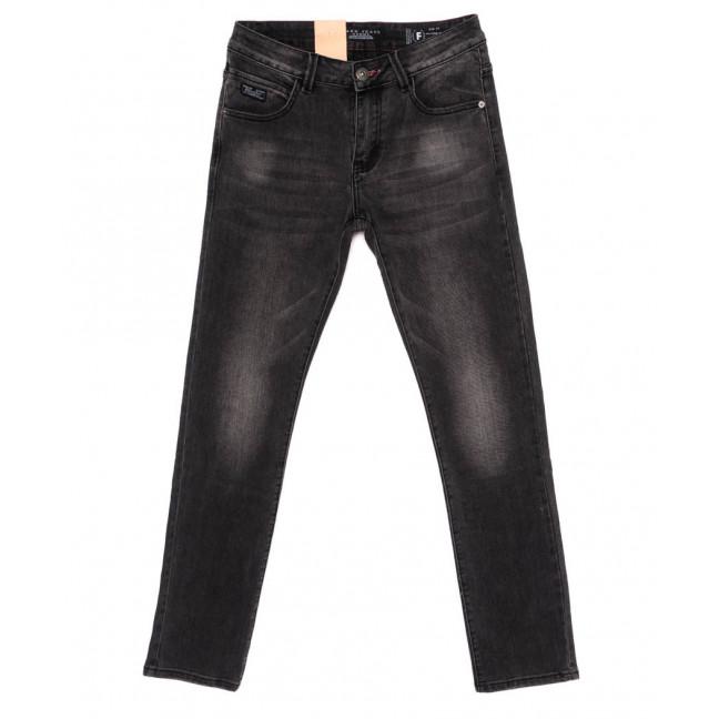 2153 Fang джинсы мужские серые осенние стрейчевые (30-38, 8 ед.) Fang: артикул 1098998