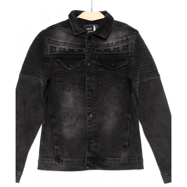 3000 Big Gastino куртка мужская джинсовая модная осенняя стрейчевая (S-XL, 5 ед.) Big Gastino: артикул 1100226