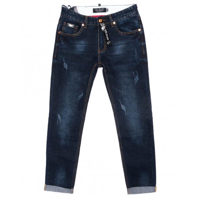 8003 Mark Walker джинсы мужские с царапками с подкатом осенние стрейчевые (29-38, 8 ед.) Mark Walker: артикул 1099127