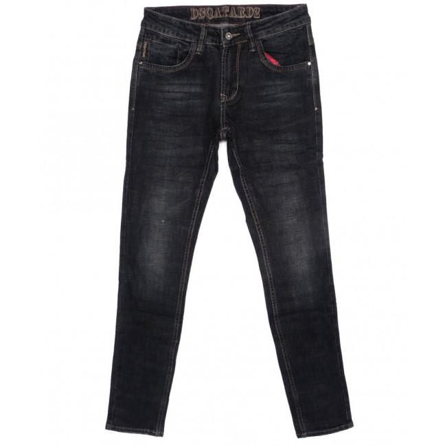 9956 DSQATARD джинсы мужские осенние стрейчевые (29-36, 8 ед.) Dsqatard: артикул 1099140