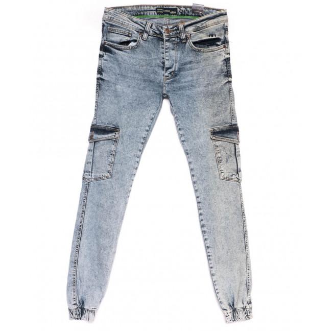 5728 Destry джинсы мужские на резинке модные осенние стрейчевые (29-36, 8 ед.) Destry: артикул 1100208
