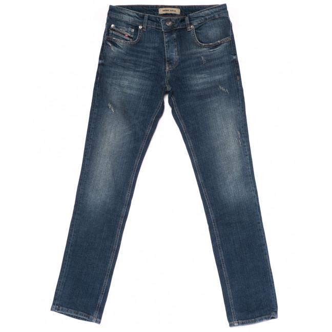 0019-21-003 Diesel джинсы мужские полубатальные с царапками осенние стрейч-котон (32-38, 7 ед.) Diesel: артикул 1099625