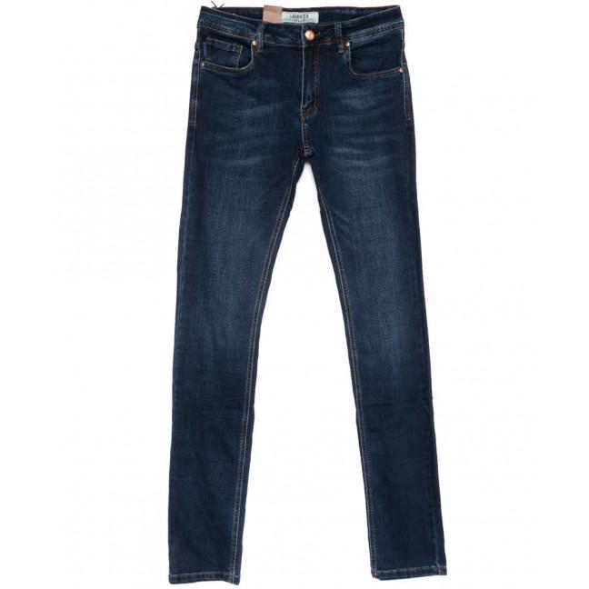0636-B Likgass джинсы мужские полубатальные классические осенние стрейчевые (32-38, 7 ед. 38й рост!) Likgass: артикул 1101053