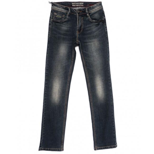 7938-25 Regass джинсы мужские темно-синие осенние стрейчевые (29-38, 8 ед.) Regass: артикул 1101170
