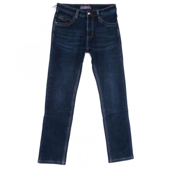 8201 Vouma-Up джинсы мужские полубатальные синие на флисе зимние стрейчевые (32-38, 8 ед.) Vouma-Up: артикул 1101415