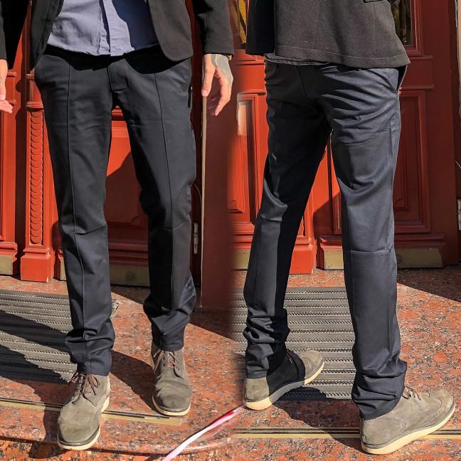 7702-H02 Prodigy брюки мужские молодежные темно-серые весенние стрейчевые (28-34, 7 ед.) Prodigy: артикул 1106776