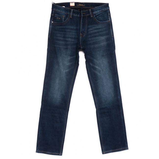18248 Vouma-Up джинсы мужские полубатальные на флисе зимние стрейчевые (32-38, 8 ед.) Vouma-Up: артикул 1101082