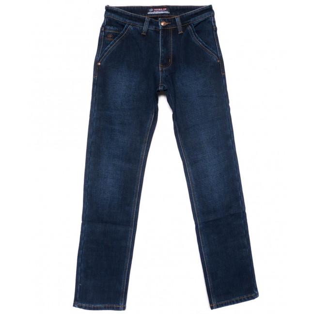 8203 Vouma-Up джинсы мужские синие на флисе зимние стрейчевые (29-38, 8 ед.) Vouma-Up: артикул 1101416