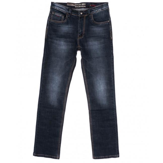 7928-09 Regass джинсы мужские полубатальные осенние стрейчевые (32-38, 7 ед.) Regass: артикул 1100374