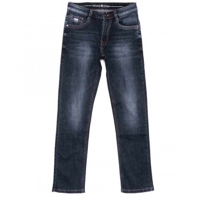 8125-07 Regass джинсы мужские полубатальные осенние стрейчевые (32-38, 7 ед.) Regass: артикул 1101168