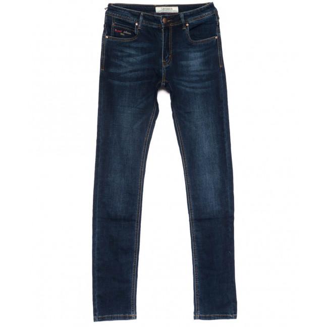 0637-A Likgass джинсы мужские классические осенние стрейчевые (30-38, 7 ед. 38й рост!) Likgass: артикул 1101054
